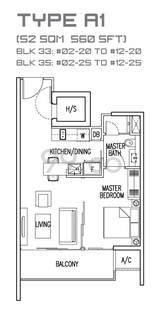 My Manhattan - Configuration A1