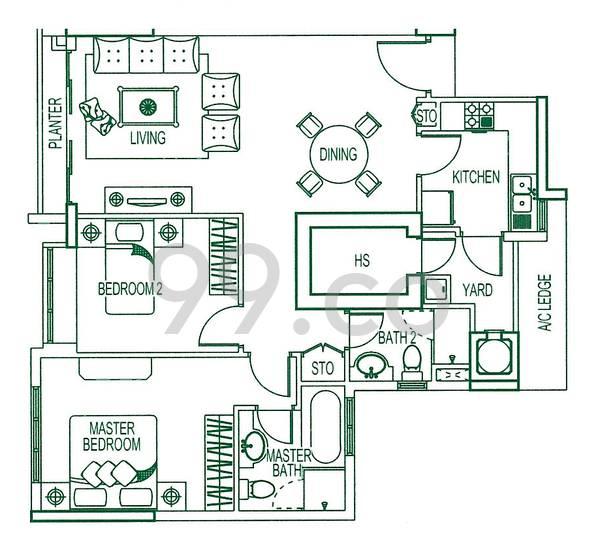 Casabella - Configuration A1