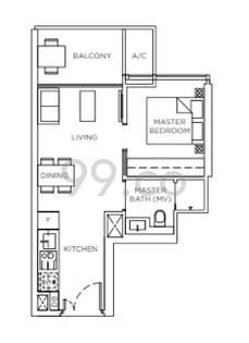3 Cuscaden - Configuration A1