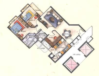 Northoaks - Configuration A