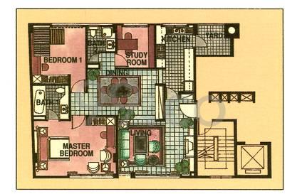 Goodview Apartments - Configuration A