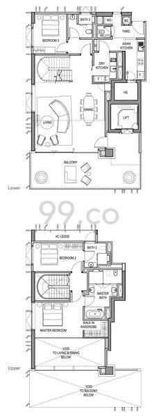 Configuration B1a1