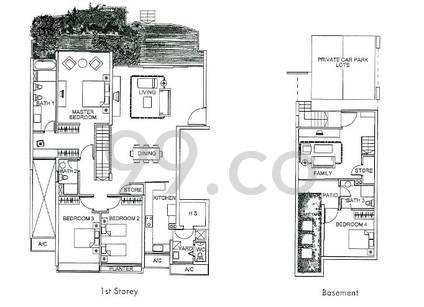 The Botanic On Lloyd - Configuration A1
