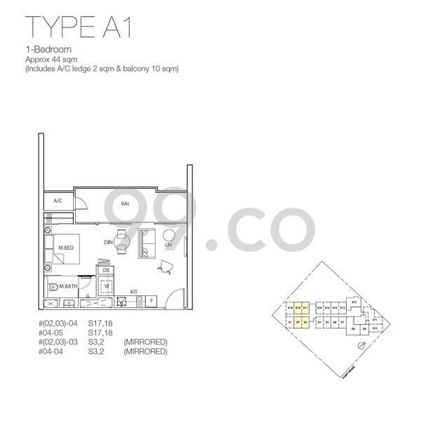 Fulcrum - Configuration A1