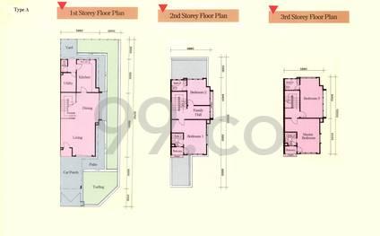 Guan Soon Terrace - Configuration A
