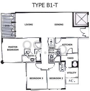 Dunman View - Configuration B1T