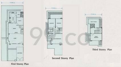 Avila Terrace - Configuration A