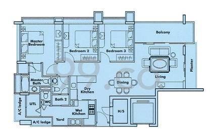 Butterworth 33 - Configuration A