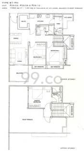 Murano - Configuration B1PH