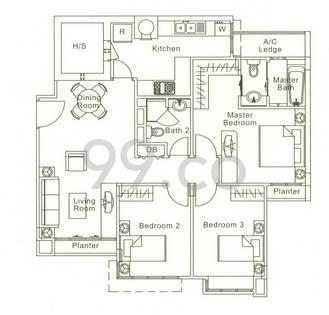 Duchess Manor - Configuration A