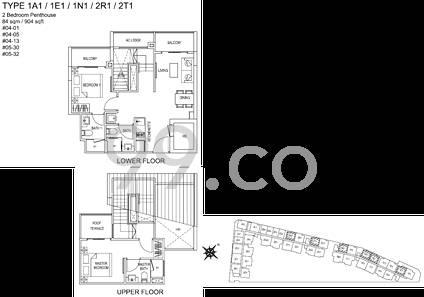 Kensington Square - Configuration 10