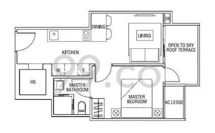 Idyllic Suites - Configuration A5P