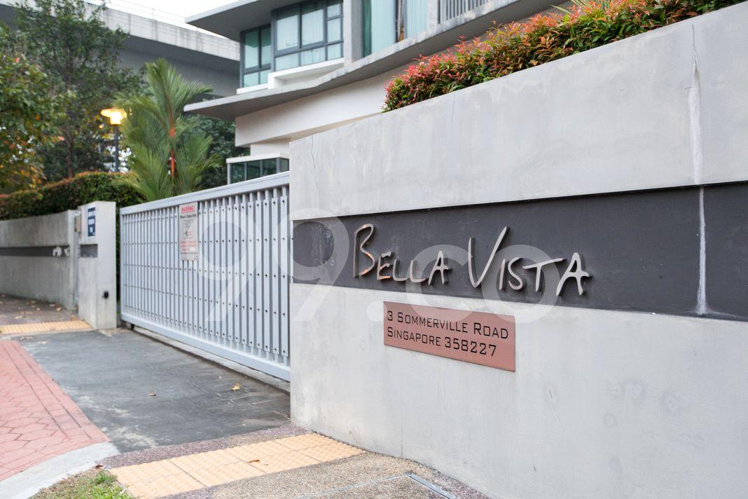Bella Vista  Logo