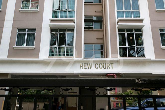New Court New Court - Logo