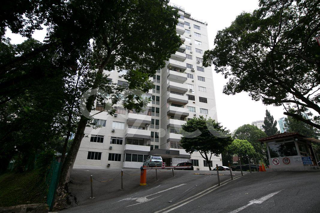 Kum Hing Court  Elevation