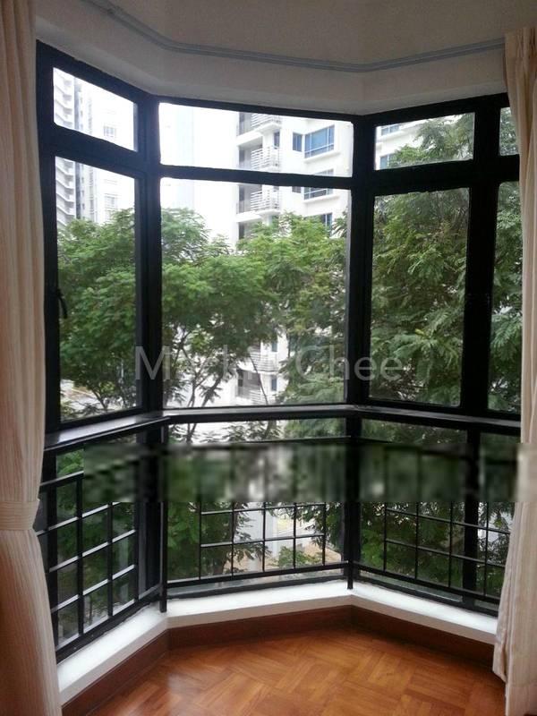 Master Bedroom Enclose Balcony