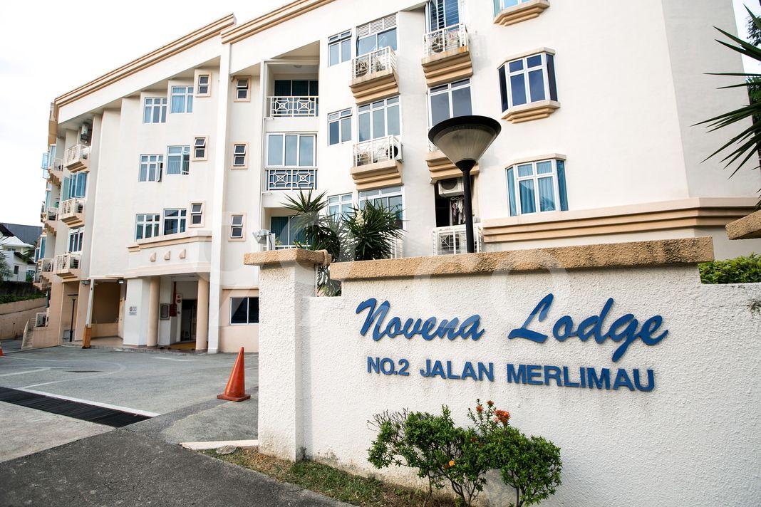Novena Lodge  Logo
