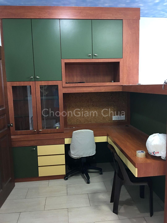 3rd Floor Bedroom4 study corner
