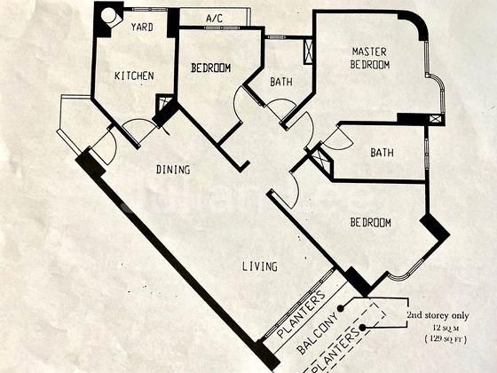 Floor Plan #1X