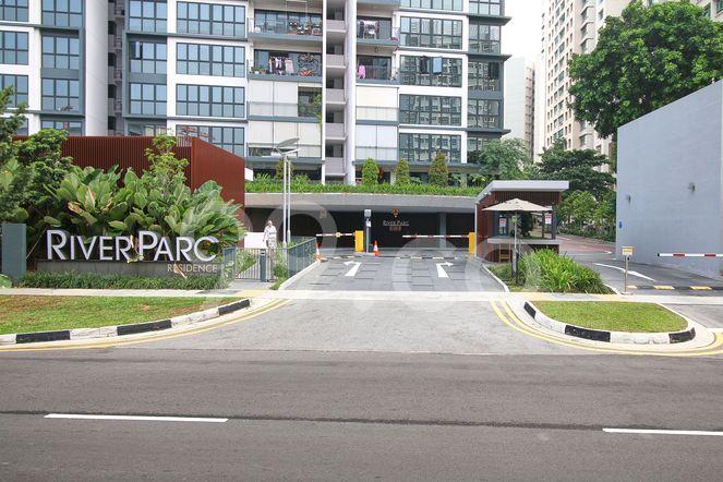 Riverparc Residence Riverparc Residence - Entrance