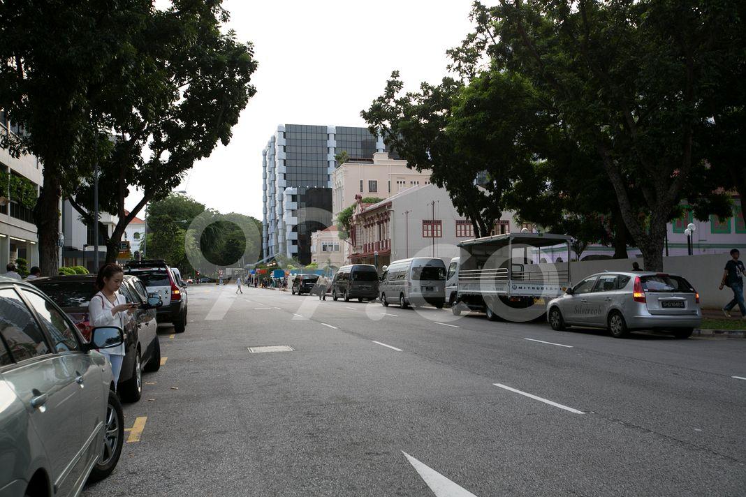 Min Yuan Apartment  Street