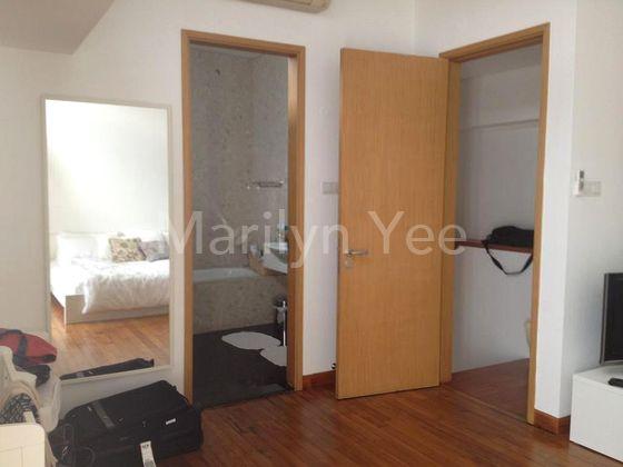 Level 2 - Master bedroom