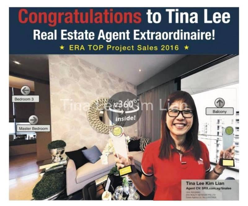 ERA Top Project Sales Award