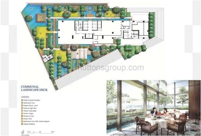 Royal Square Site Plan