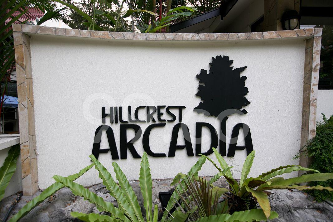 Hillcrest Arcadia  Logo