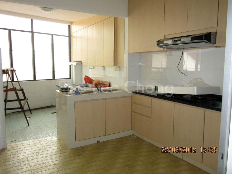 Renovated kitchen and yard