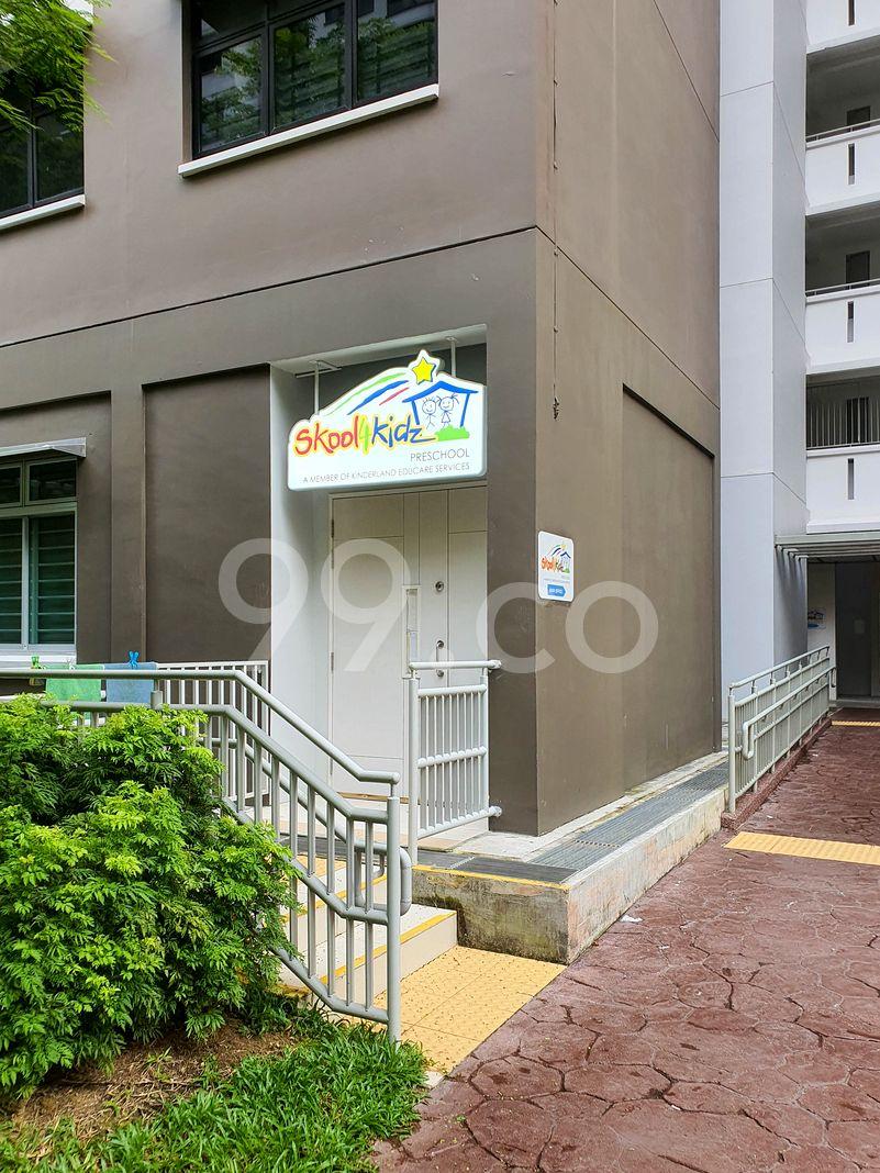 Block 992B Amenities Buangkok Square