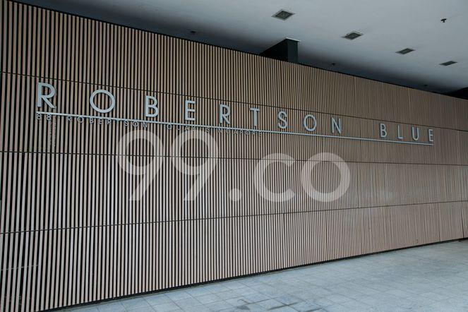 Robertson Blue Robertson Blue - Logo
