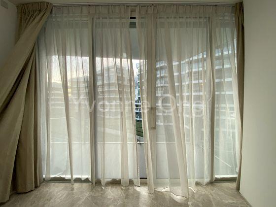 Master Bedroom's balcony view