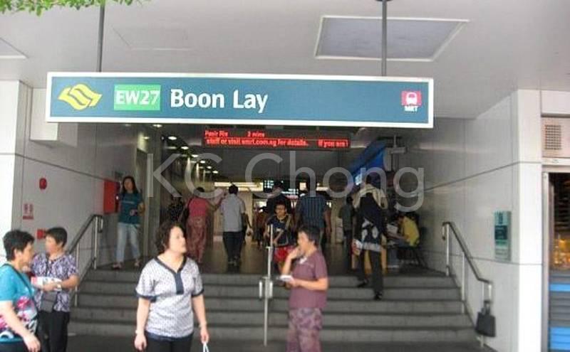 Boon Lay MRT