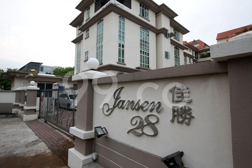 Jansen 28  Logo