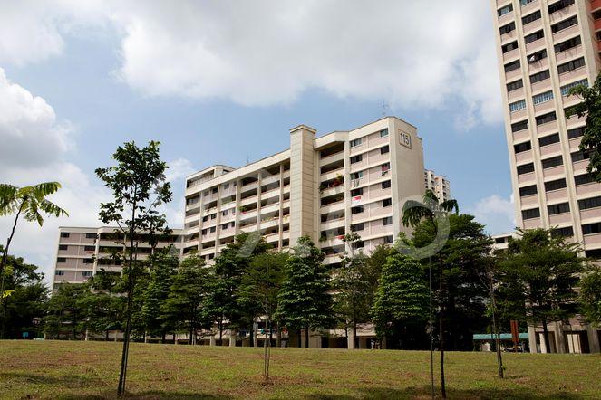 Jurong East Ville Block 115 Jurong East Ville