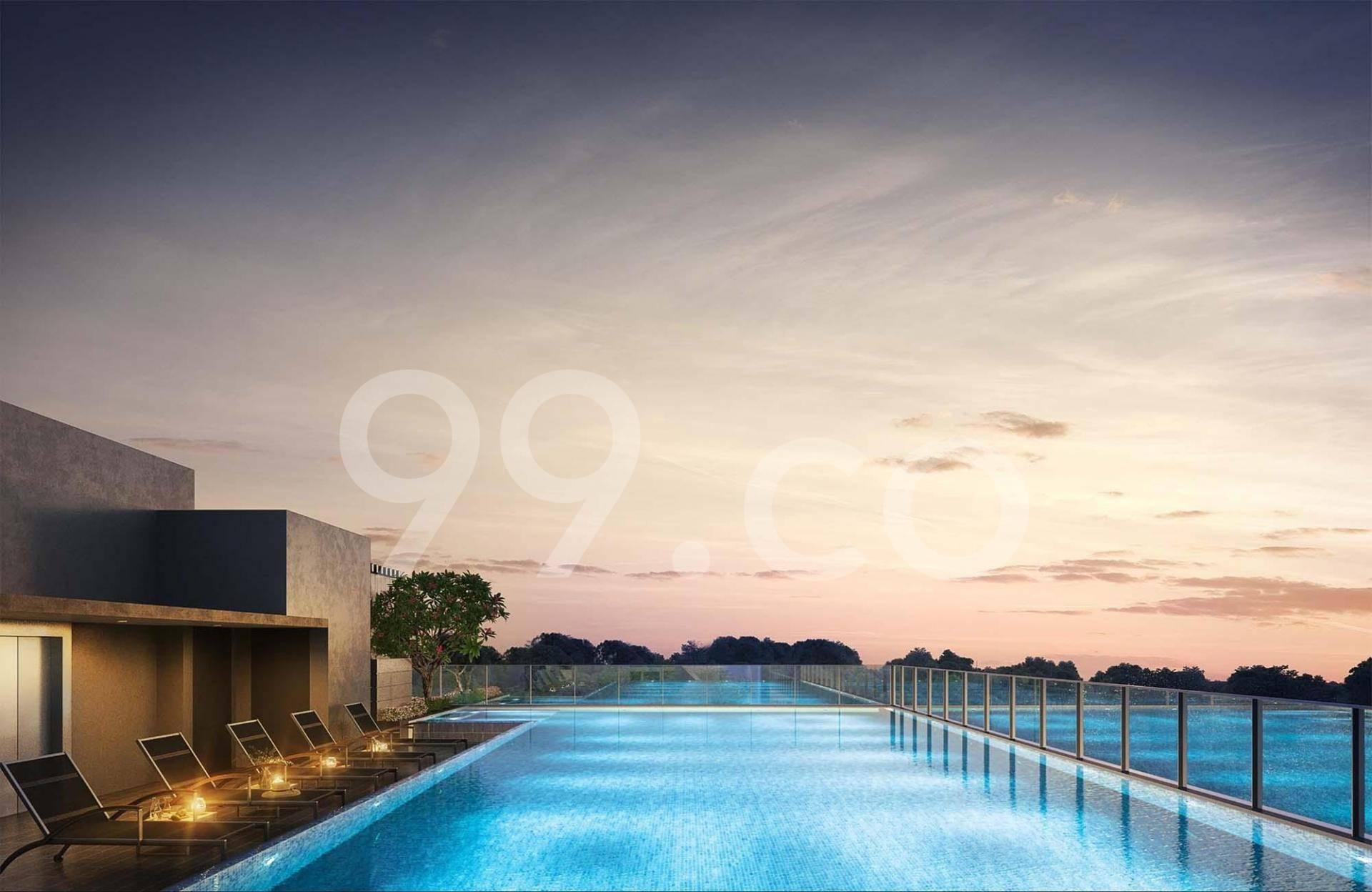 Bukit 828 Pool