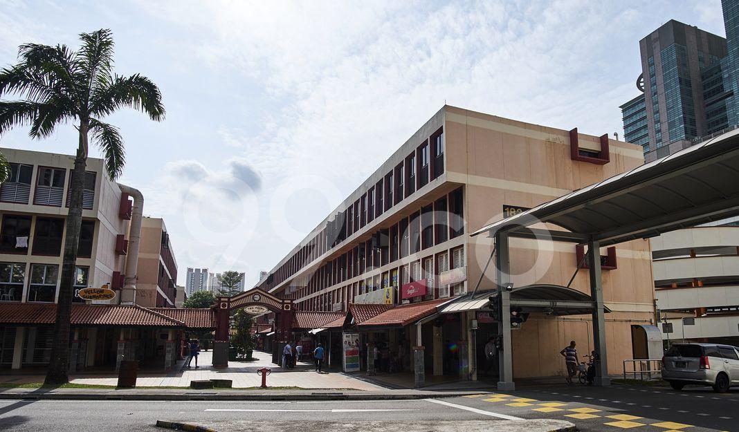 Block 183 Toa Payoh Central
