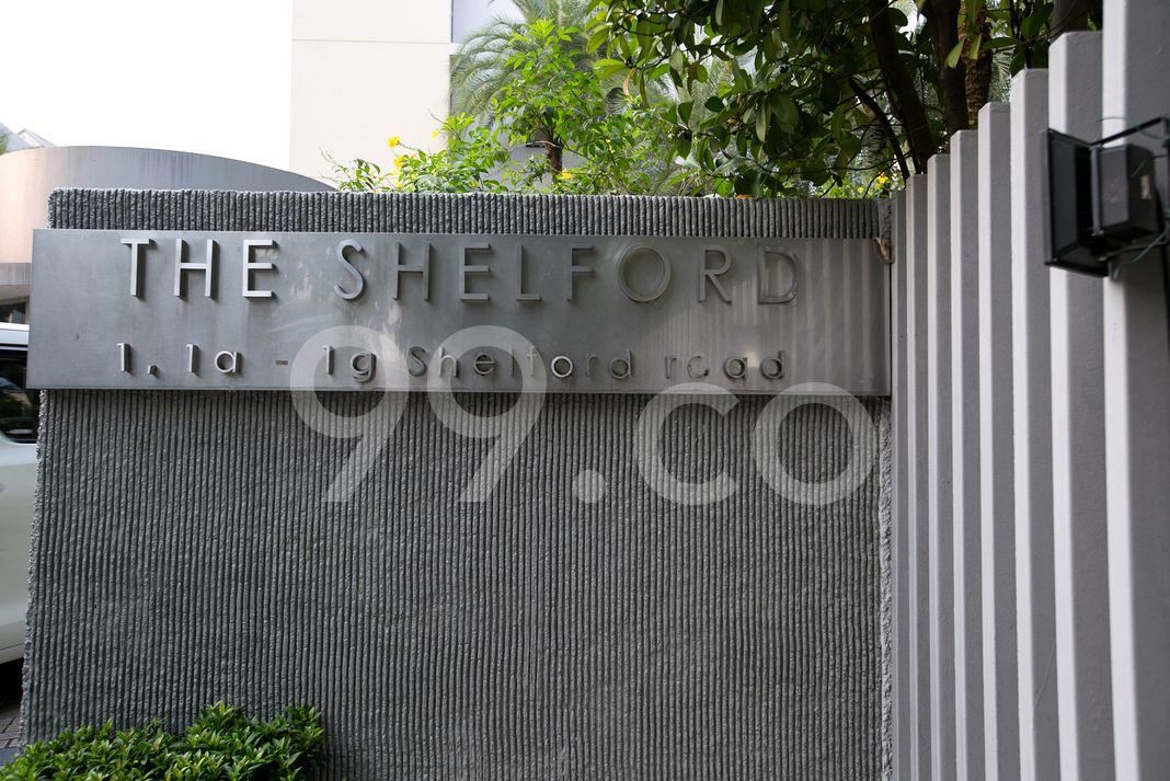The Shelford  Logo