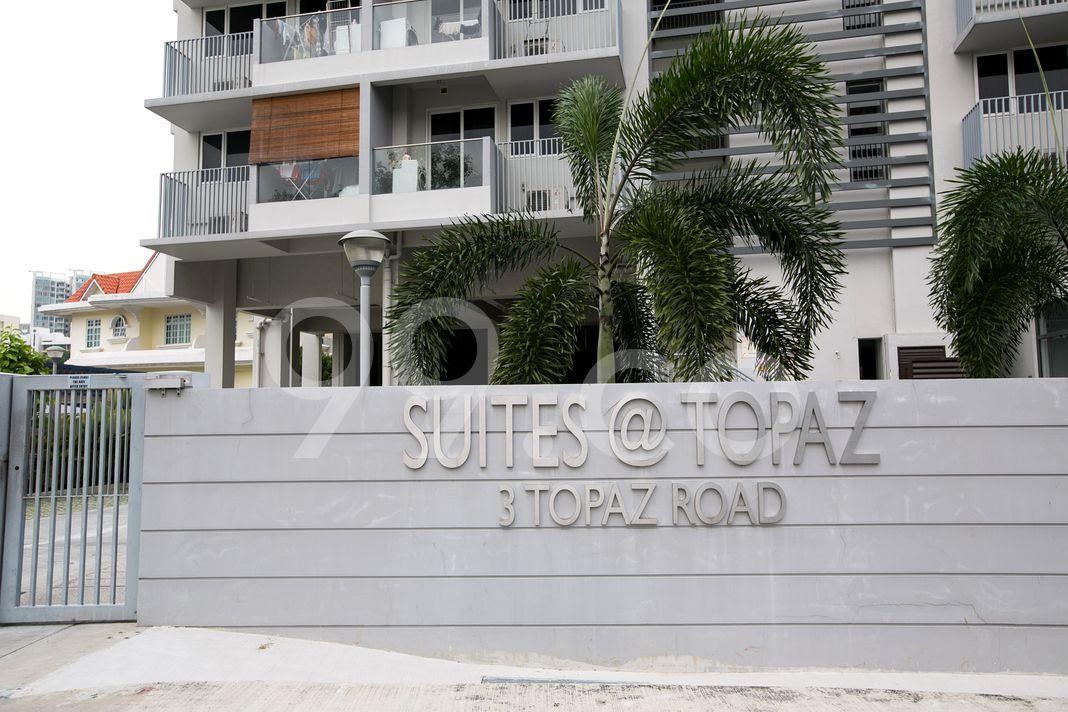 Suites @ Topaz  Logo
