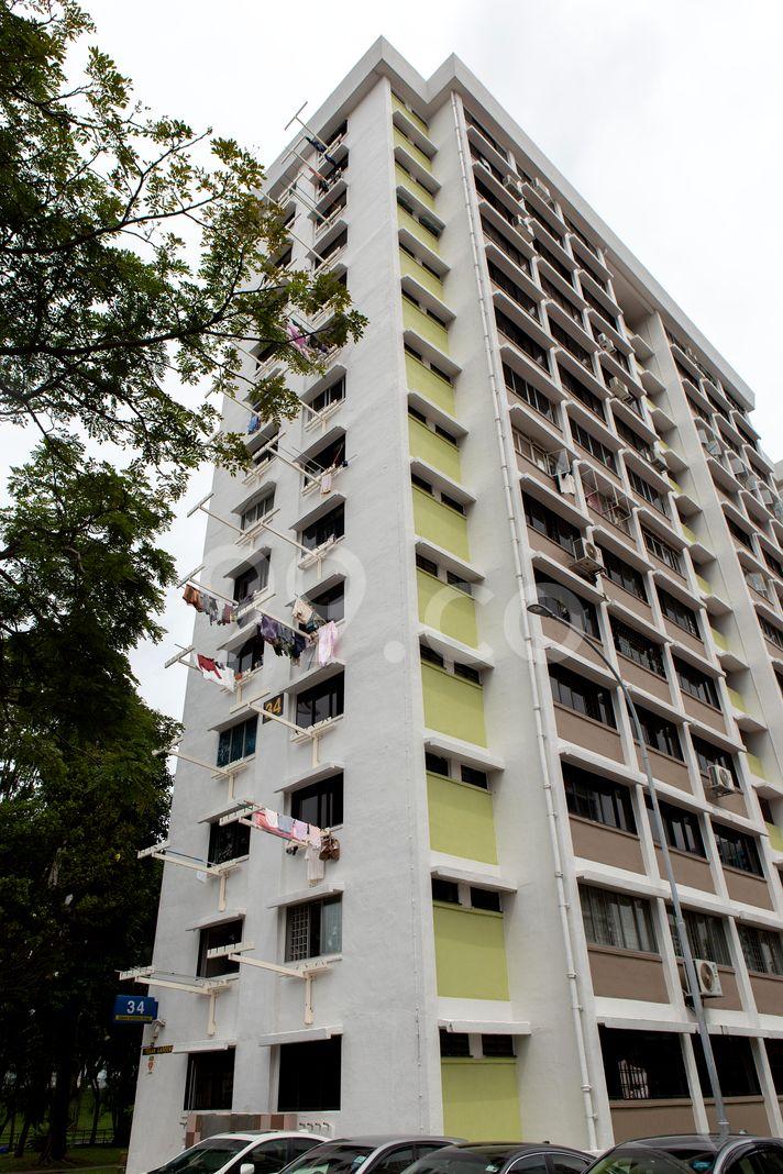 Block 34 Jurong East