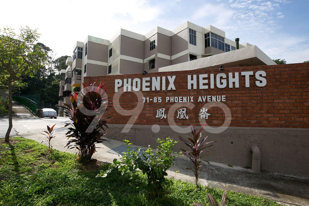 Phoenix Heights  Logo