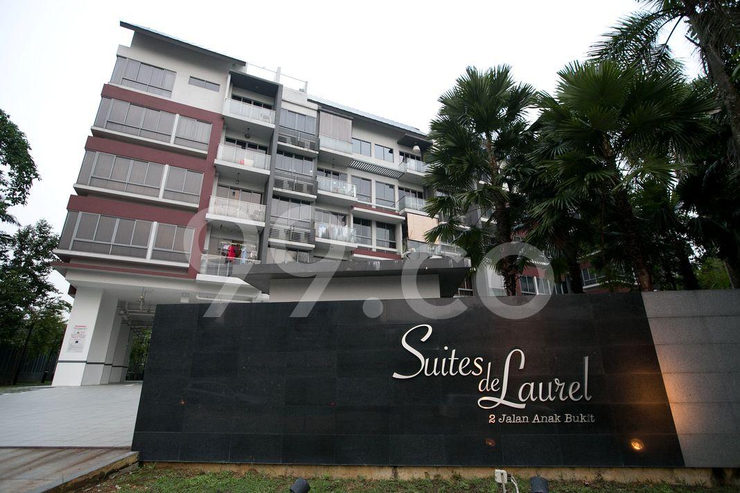 Suites De Laurel  Elevation
