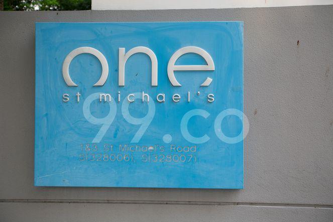One St Michael's One St Michael's - Logo