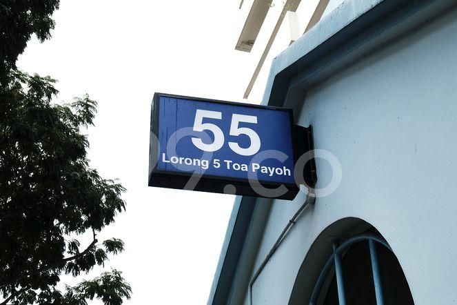 Toa Payoh Vista Block 55 Toa Payoh Vista