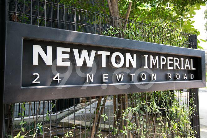 Newton Imperial Newton Imperial - Logo