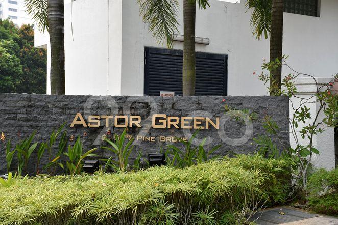 Astor Green Astor Green - Logo