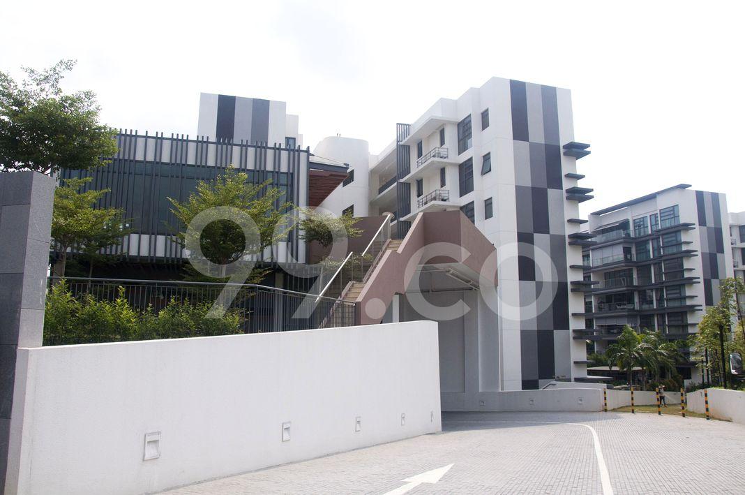 Hedges Park Condominium  Elevation
