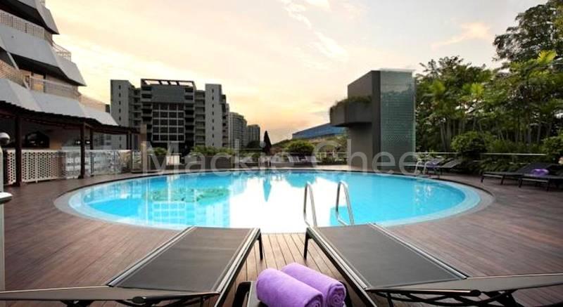 Pool at Katong V