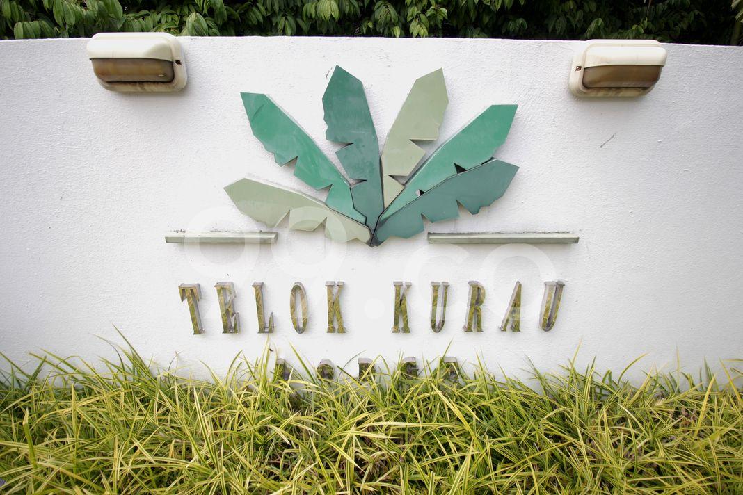Telok Kurau Lodge  Logo